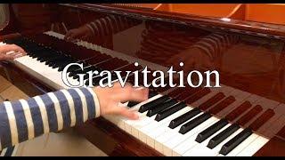 とある魔術の禁書目録 Ⅲ OP「Gravitation」をピアノで弾いてみました。 ...