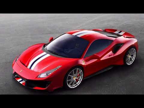 2019 Ferrari 488 Pista The 710 HP Track Warrior