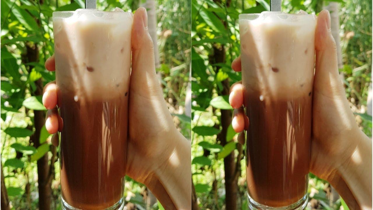 Cách pha CaCao Sữa đá ngon tuyệt tốt cho sức khỏe mỗi ngày