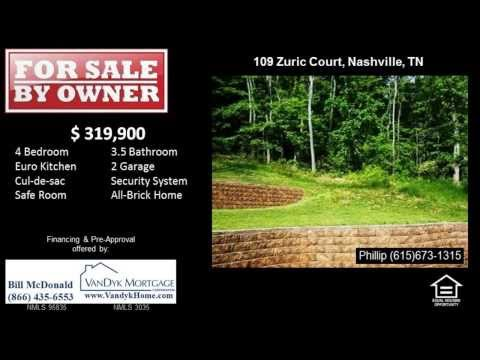 4 Bedroom Home For Sale Near Ensworth School in Nashville TN