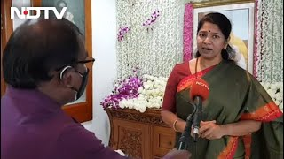 Assembly Election Results: DMK's Kanimozhi On Stalin's Plans To Contain Covid In Tamil Nadu