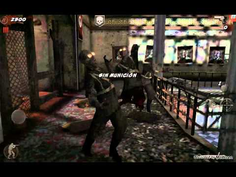 Call of  duty  Black  ops  zombies  Android ONLINE!!