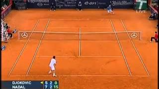 Nadal vs Djokovic Semifinal Hamburgo 2008