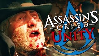 Assassin's Creed Unity - THE BEST ASSASSINATION EVER!!! Thumbnail