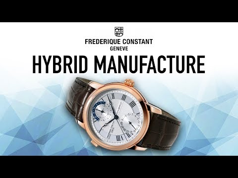 Frederique Constant Hybrid Manufacture Review