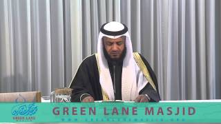 Surah Fussilat - Sheikh Mishary Rashid Al-Afasy (Green Lane Masjid)
