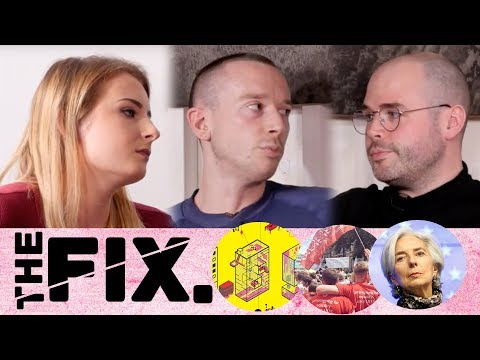The Fix Live - Woke IMF, Universal Basic Services and Lara McNeil