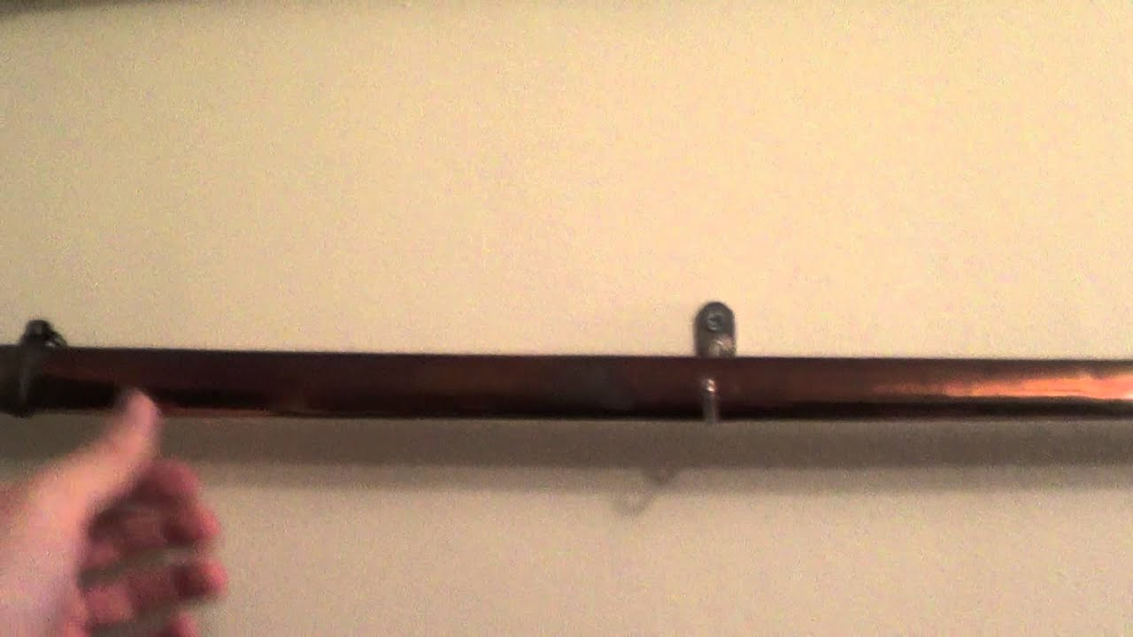 Review: Knight Shop sword hanging hooks - YouTube