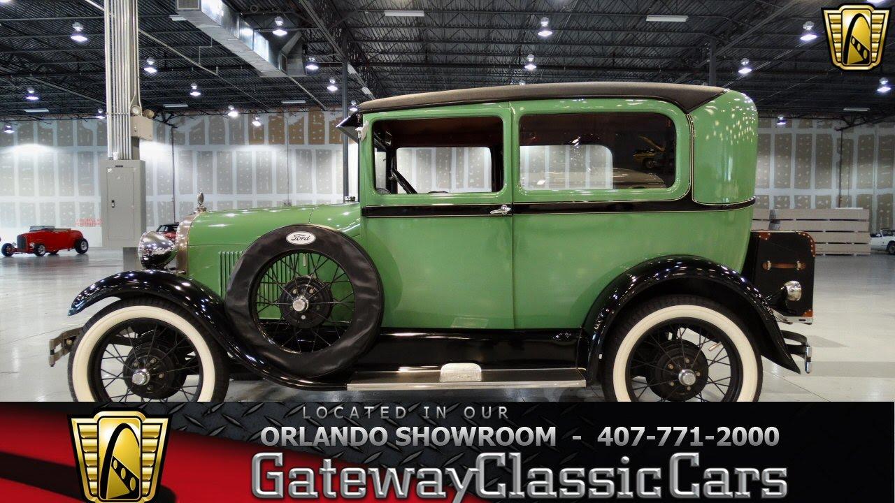 Ford Model A Gateway Classic Cars Orlando Youtube