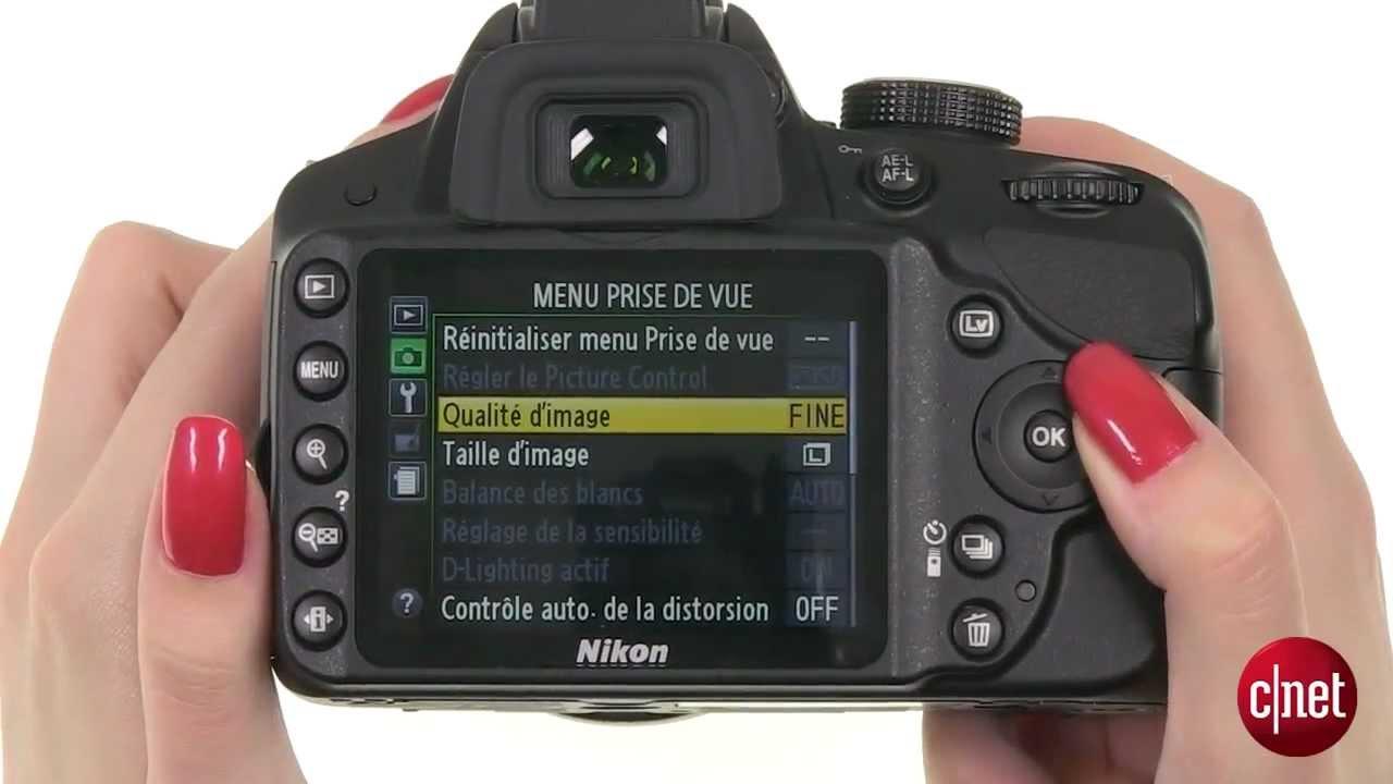Nikon d3200 youtube - Appareil photo nikon d3200 pas cher ...