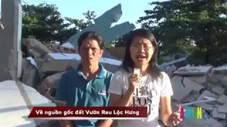 Nguồn gốc khu đất Vườn Rau Lộc Hưng, Phường 6, quận Tân Bình