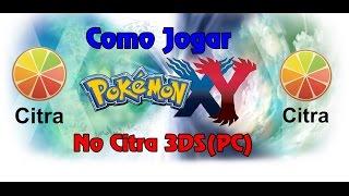 Como jogar Pokémon XY no Citra 3DS [PC]