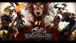 Blackguards Special Edition - PART#1 /// gameplay cz