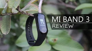 MI Band 3 Review Is It Worth Your Money?