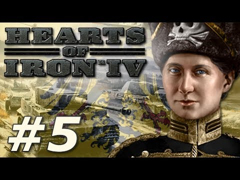 Hearts of Iron IV | Reviving the Holy Roman Empire - Part 5