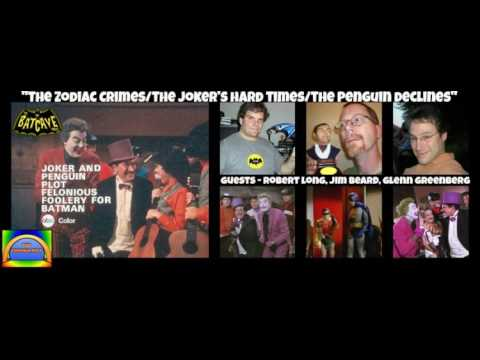 "Episode 37: ""The Zodiac Crimes/The Joker's Hard Times/ The Penguin Declines"""