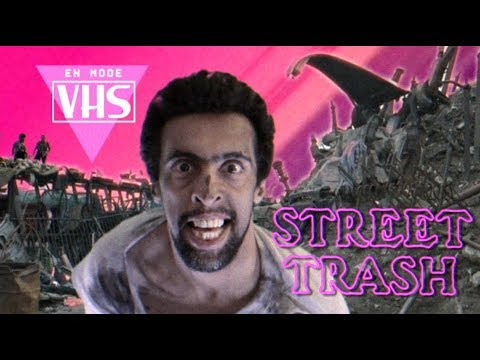 EN MODE VHS #3 STREET TRASH (-12)