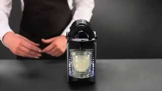 Nespresso Pixie directions for use video.