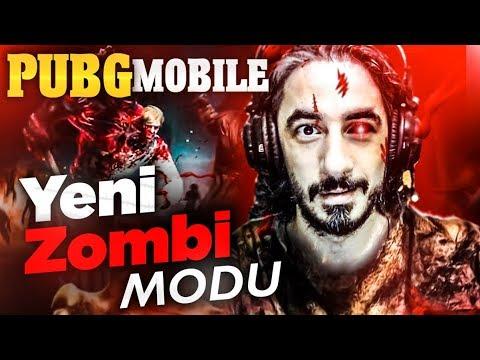 ZOMBİ MODU - PUBG Mobile