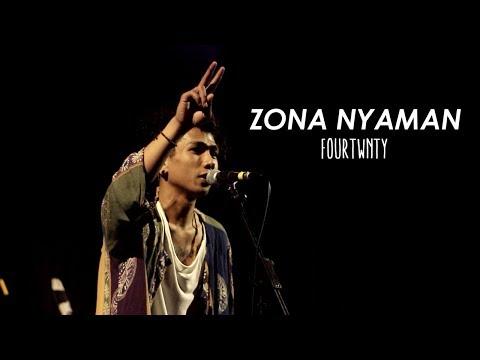 Zona Nyaman (Live Perform)