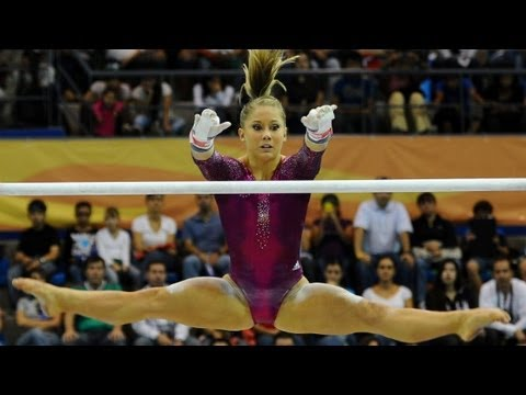 Olympic Gymnast Shawn Johnson to retire? - YouTube
