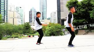 Alemar Regala & Josh Candy Choreography @SeanKingston- Beat it ft. @ChrisBrown & @WizKhalifa