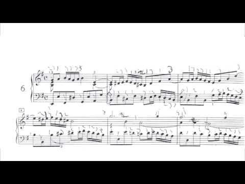 Cyprien Katsaris - Bach: Sonata No. 6 in G major, BWV 1019: Allegro