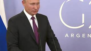 Putin on Hollywood flick 'Hunter Killer'