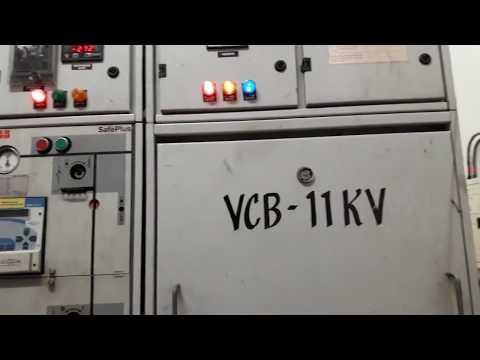 11 kv vcb  BREKAR  kaise kam karta hai     11 KV BRECKAR कैसे काम करता है