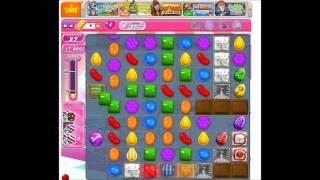 Candy Crush Saga level 257 bug