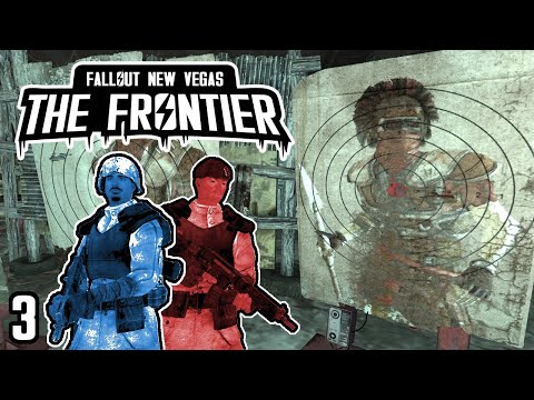 Fallout: The Frontier - The Shooting Range