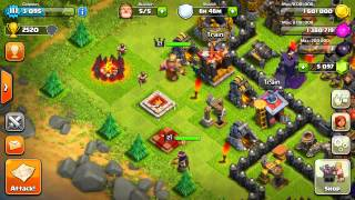 CLASH OF CLANS $2200 FUNNY GEMMING TO MAX TOWN HALL GEM SPREE MAX FREEZE + FUNNY MOMENTS EP22