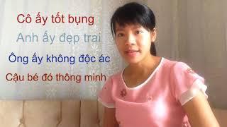Вьетнамский язык- Урок 7: Прилагательные