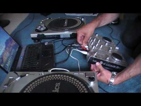hercules mk2 virtual dj setup