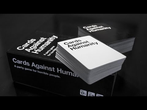 Cards Against Humanity — Dwarf Tossing
