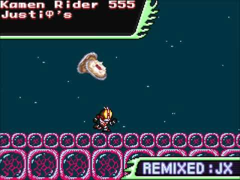 Kamen Rider Faiz - Justiφ's (Famitracker 8 Bit - 2A03 REMIX)
