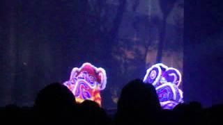 Glowing Elephants