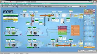 Обучение SCADA Neutrino GLT I Урок 2: Обзор меню