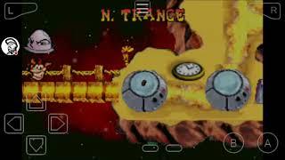 Crash Bandicoot 2 N-Tranced (GBA) Last boss: N-Trance + Bad Ending