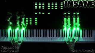 Hallelujah - Leonard Cohen [INSANE Piano Cover]