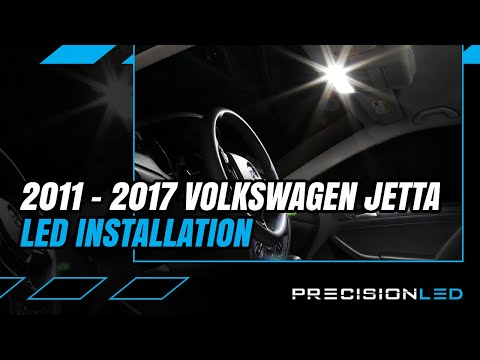 Volkswagen Jetta LED Interior How To Install – 6th Gen | 2011 – 2017