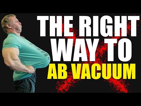 How To Stomach Vacuum Like A Pro