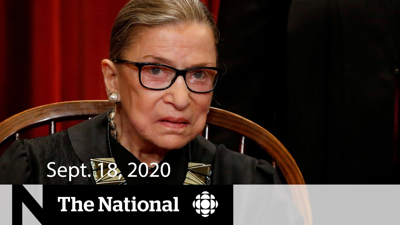 5 things to know for September 21: Ginsburg, Covid-19, Trump, UN ...
