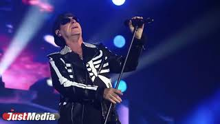 Scorpions в Екатеринбурге