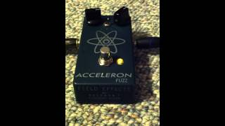 Resonant Electronic Design Field Effects Acceleron Fuzz