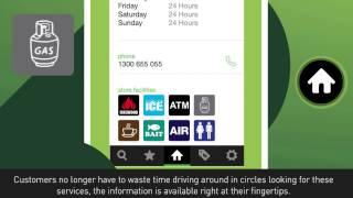 Woolworths Fuel App