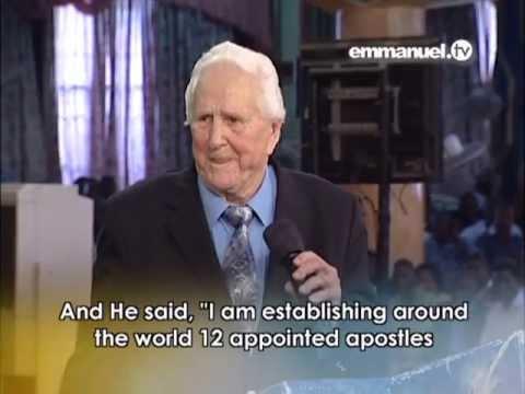 God's General CS Upthegrove Visits Prophet TB Joshua SCOAN