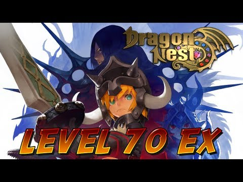 Dragon Nest - Level 70 EX Skills