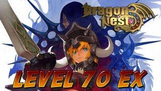 Dragon Nest - Level 70 EX Skills