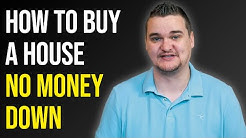 Buying a House WITHOUT Down Payment | How to Buy a House No Money Down